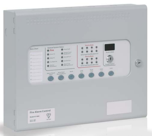 Conventional Fire Alarm Control Panels 2-4-8 Zone