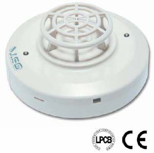 Fix/rate of rise heat detector